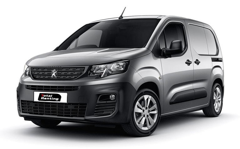Renting Peugeot Partner S