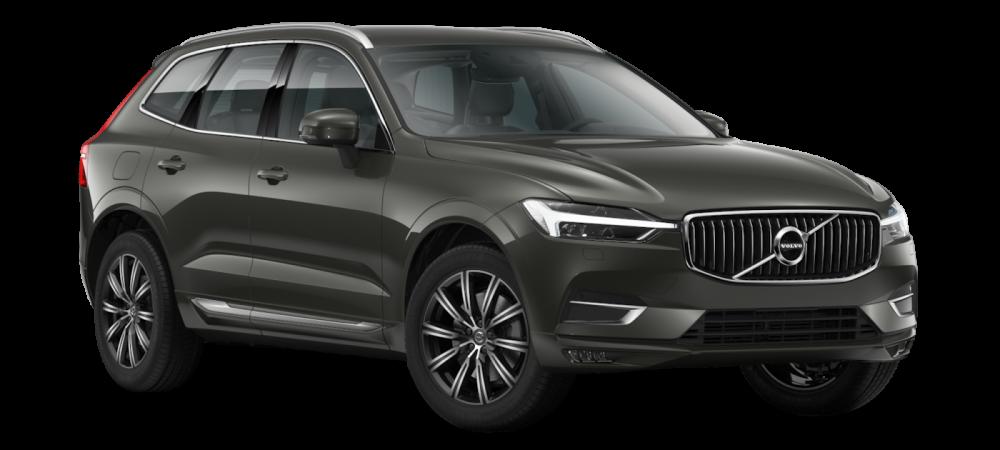 Renting Volvo XC60