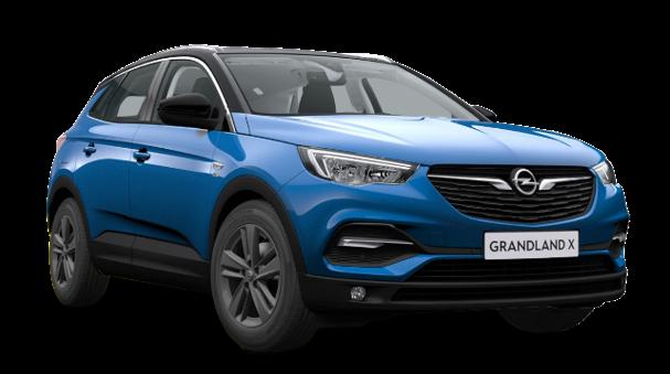 renting Opel Grandland X