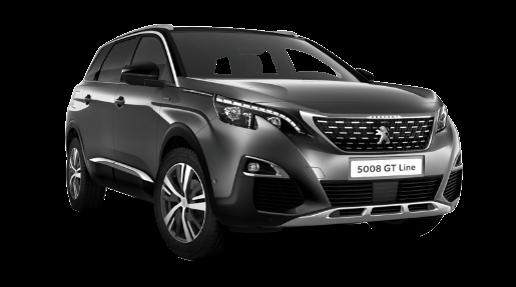 renting Peugeot 5008