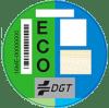 etiqueta ambiental eco | Total Renting