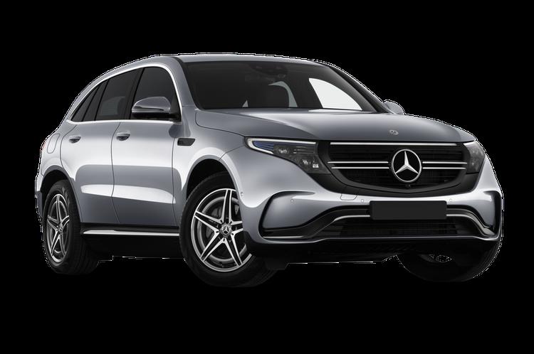 Mercedes EQC 400 4MATIC renting
