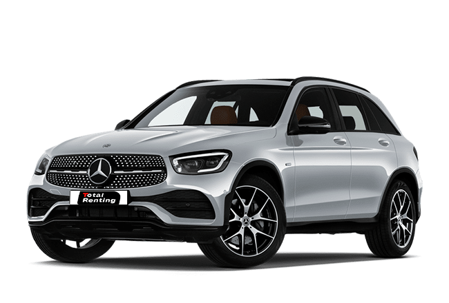 renting Mercedes GLC 200d 4Matic