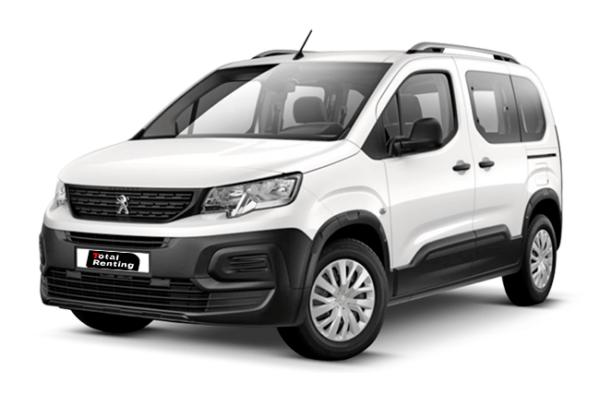 Peugeot Rifter Active | Total Renting