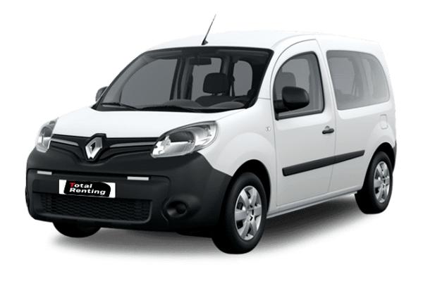 Renault kangoo furgon blue dci