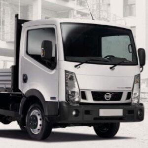 Renting de Camiones 3500 Kg