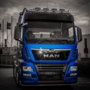 Renting de Camiones Man