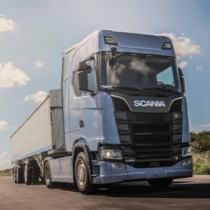 Renting de Camiones Scania