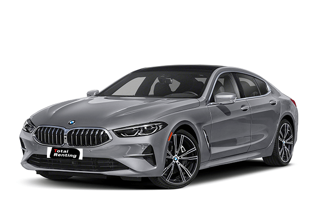 Renting BMW SERIE 8 Gran Coupe