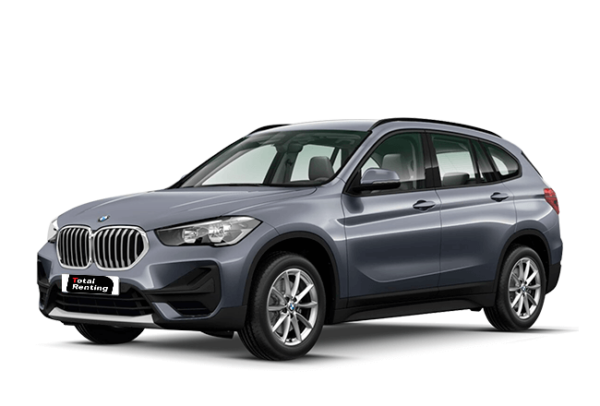 Renting BMW X1 sDrive18d