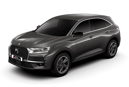 Ds7 Crossback Bluehdi 132kw 180cv Auto. So Chic | Total Renting