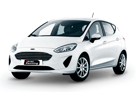 Ford Fiesta 1.1 Ti Vct 55kw 75cv Trend 5p | Total Renting