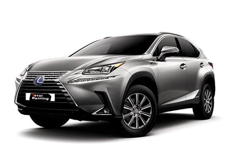 Lexus NX 300h Premium 2WD | Total Renting