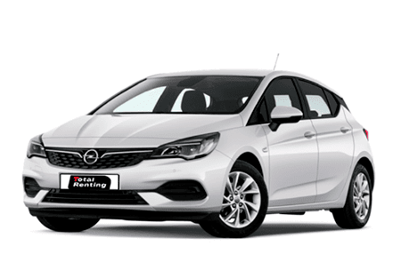 Opel Astra 1.2t 1 | Total Renting