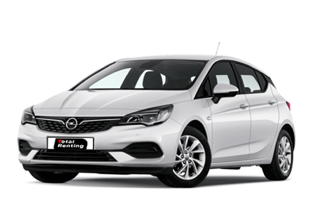 Opel Astra 1.2t | Total Renting