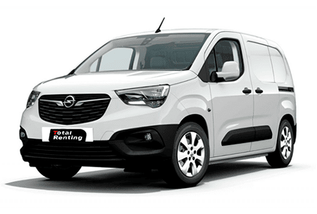 Opel Combo 1.5 Td S.s 75kw 100cv Express L H1 | Total Renting