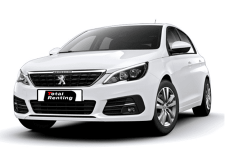 Peugeot 308 5p Active Pack BlueHDi 130 EAT8 | Total Renting