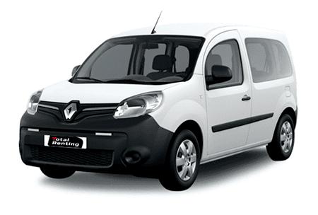 Renault kangoo furgon blue dci | Total Renting