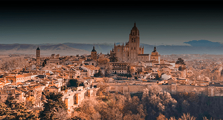 Segovia Espana | Total Renting
