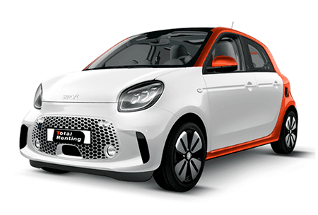 Smart Forfour EQ | Total Renting