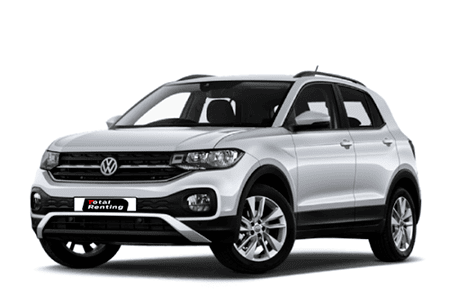 Volkswagen T Cross Edition 1.0 Tsi 70kw 95cv | Total Renting