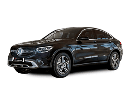 mercedes glc coupe 220d 4matic | Total Renting