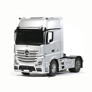 Renting de camiones Mercedes