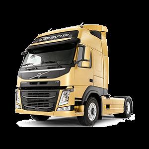 Renting de Camiones Volvo