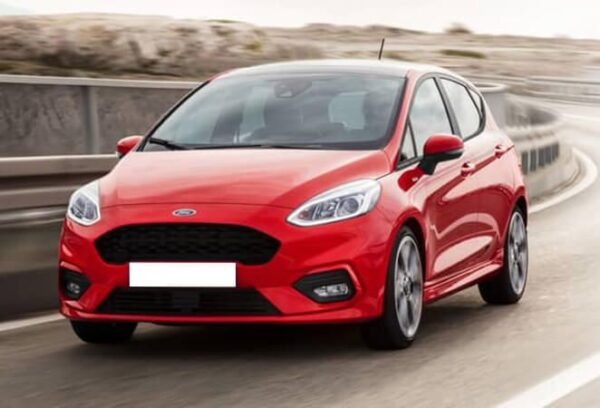 Ford Fiesta 1.1 Ti Vct 55kw Trend 5P | Total Renting