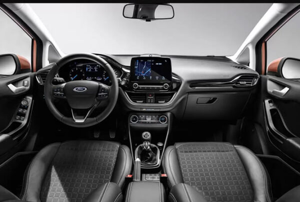 Ford Fiesta 1.1 Ti Vct 55kw Trend Tablero | Total Renting