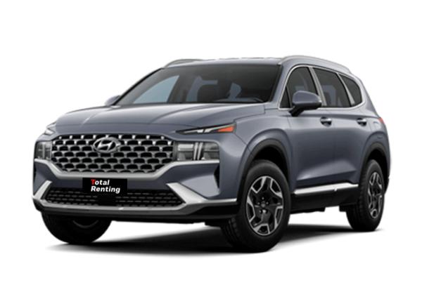 Hyundai Santa Fe Hibrido | Total Renting