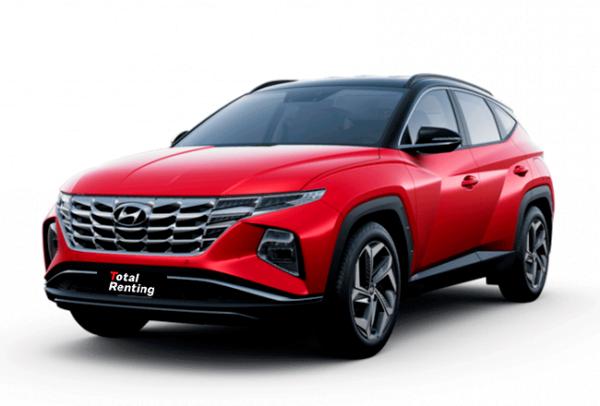 Hyundai Tucson 1.6 TGDI HEV Maxx Auto 1 | Total Renting