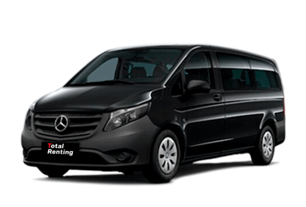 Mercedes Clase V 220 D Largo | Total Renting