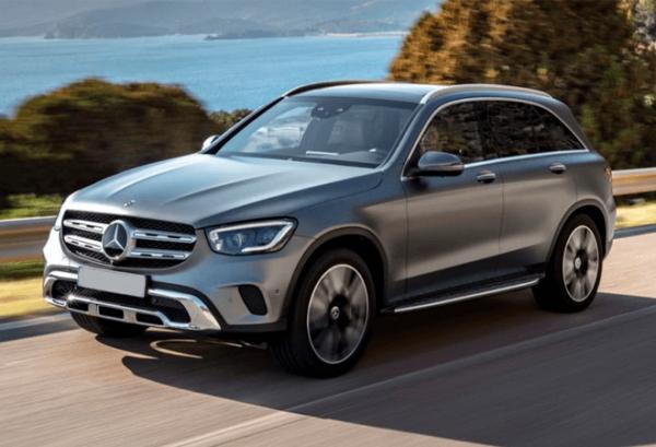 Mercedes GLC 4matic | Total Renting