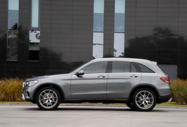 Mercedes GLC 4matic horizontal | Total Renting
