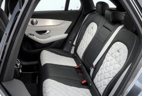 Mercedes GLC 4matic interior | Total Renting
