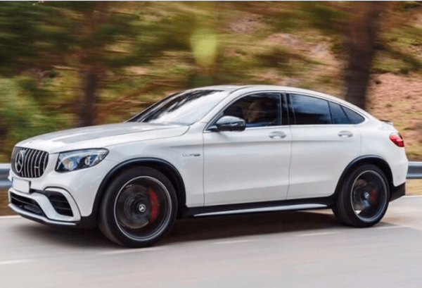Mercedes GLC Coupe | Total Renting