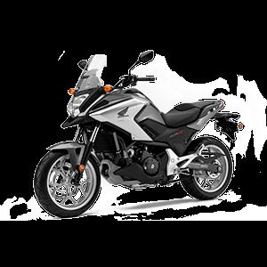 Renting motos Honda