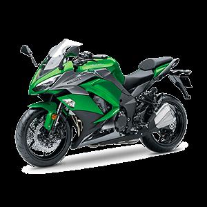 Renting Motos Kawasaki