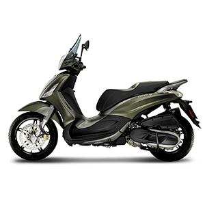 Renting Motos Piaggio