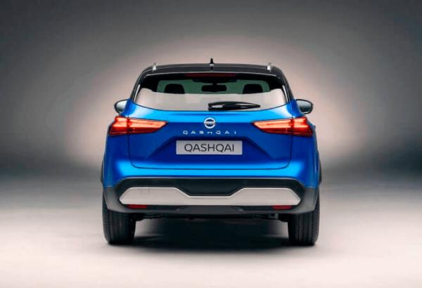 Nissan Qashqai atras | Total Renting