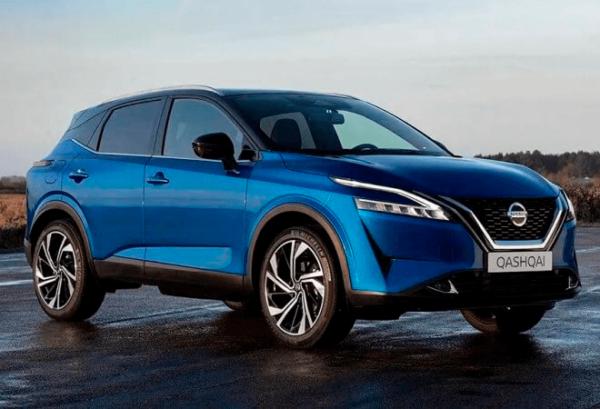 Nissan Qashqai | Total Renting