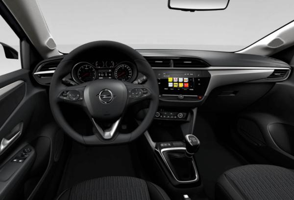 Opel Corsa tablero   Total Renting