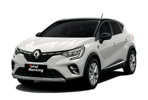 Renault Captur Intens Tce 140cv Gpf Micro Hibrido 1 | Total Renting
