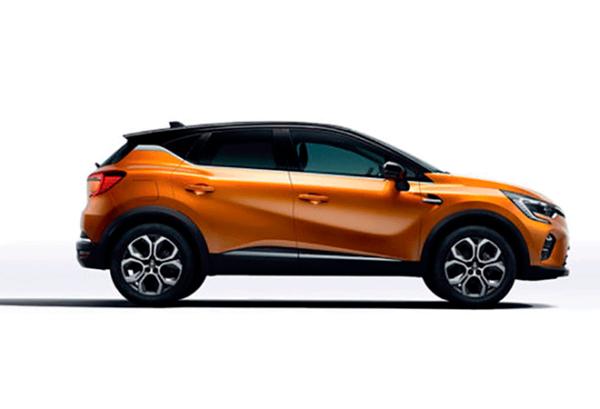 Renault Captur Intens Tce 140cv Gpf Micro Hibrido horizontal | Total Renting