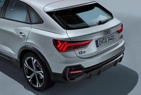 Renting Audi Q3 Advanced 35 Tdi 110kw 4 | Total Renting