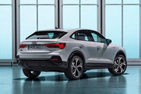 Renting Audi Q3 Advanced 35 Tdi 110kw 5 | Total Renting