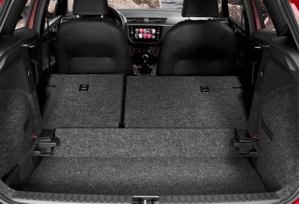 Seat Arona 1.0 Tsi 81kw 110cv Style Go2 maletero | Total Renting