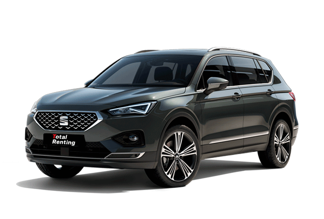 Seat Tarraco 1.4 E Hybrid 180kw Dsg Xcellence Go | Total Renting