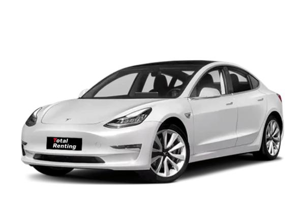 Tesla Model 3 Autonomia Estandar Plus RWD | Total Renting